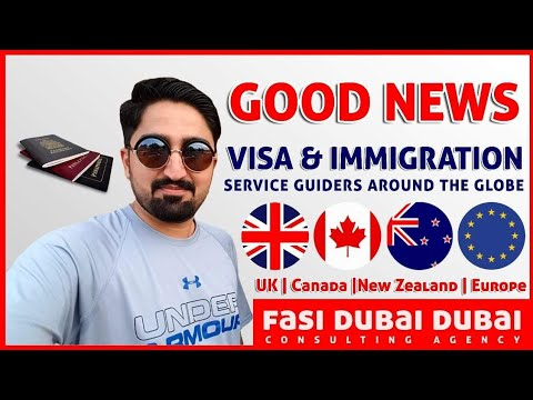 """GOOD NEWS"" VISAS AND IMMIGRATION SERVICE GUIDERS AROUND THE GLOBE !!!🙈"