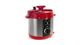 Wolfgang Puck Automatic 8Quart Rapid Pressure Cooker