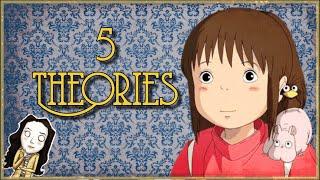 5 théories sur Le voyage de Chihiro film de Hayao Miyazaki. Analyse de Yubaba, Sans visage et de Haku . Scène du train et de la fin expliqué(e). Explication ...