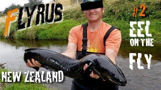 Ein AAL auf FLIEGE | Fliegenfischen Neuseeland #2