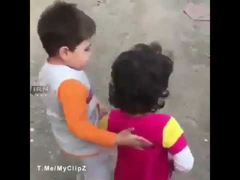 The Little Boy and his Sister | Earthquake | Iran Iraq