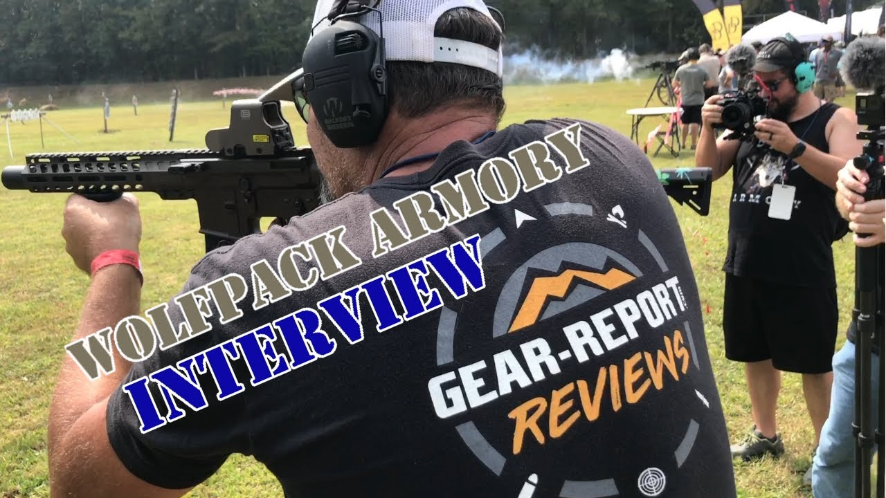 Who is Wolfpack Armory?