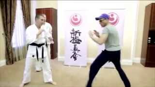 Van Damme - Lithuanian Karate Federation invites JCVD for teaching