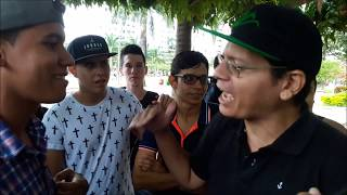ADVERSO VS ANDY.INK (PARTE 1) || FREESTYLE BUCARAMANGA || SKILLS MIC™
