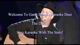 Garth Brooks The Dance Karaoke Duet