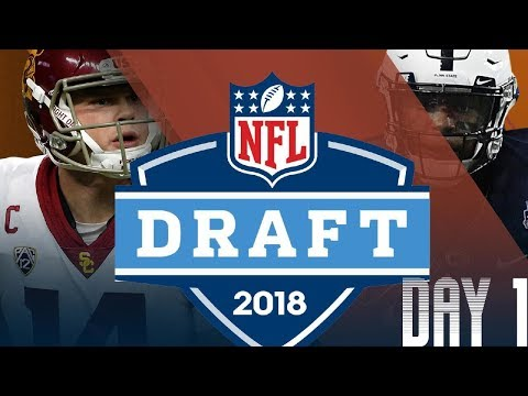 Live NFL Draft Coverage | Day 1 | WDCN