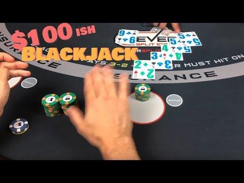 $100 Blackjack Strategy... Make That $500