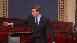 Sen. Michael Bennet Speaks on Senate Floor about GOP Tax Plan