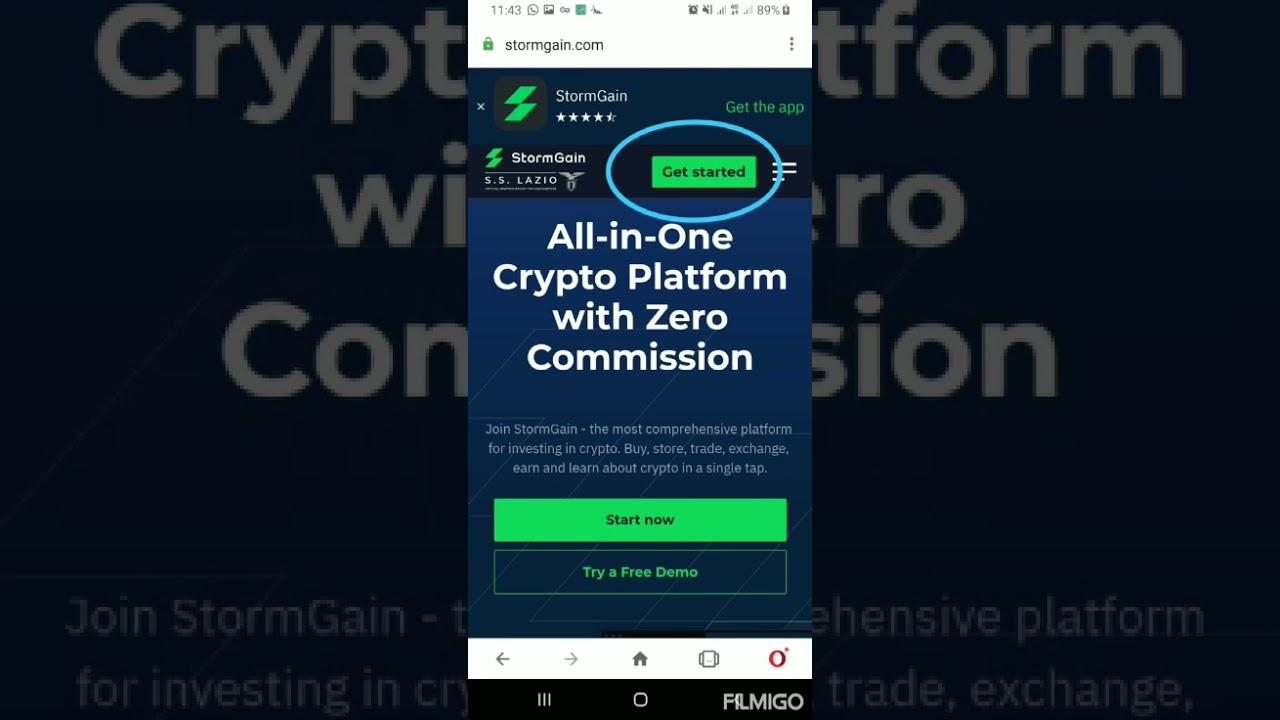 طريقة للحصول على المال عبر هاتفك والانترنت  mining bitcoin free mining