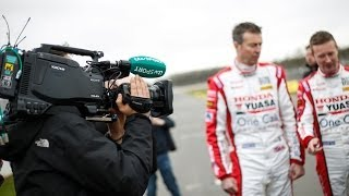 BTCC Highlights on ITV4 | Donington Park 2014