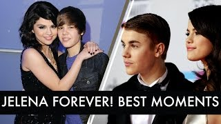 Top 5 Jelena Moments - Selena Gomez and Justin Bieber