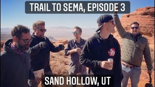 Trail to SEMA, EPISODE THREE! Never before seen, final episode!