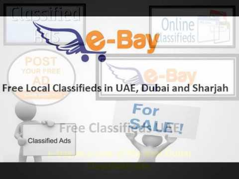 Best Classifieds post in UAE, Dubai and Sharjah