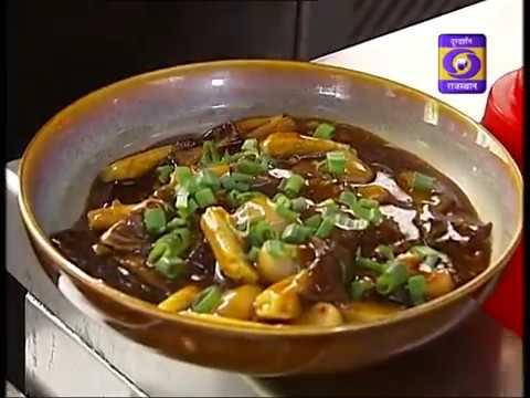 Rasoi Se Chainis Food ,DD RAJASTHAN