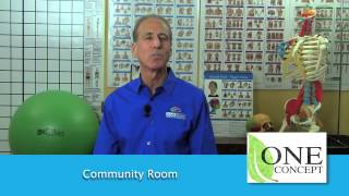 American Massage Conference Community Room with David Kent