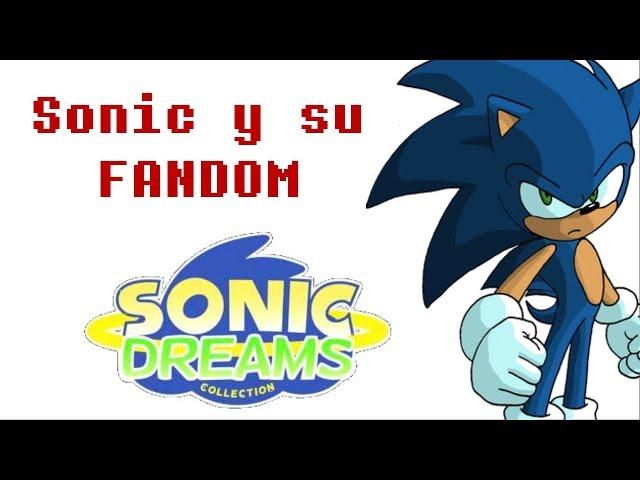Creepy Games #0 Sonic Dreams Collection  y el Polémico Fandom de Sonic