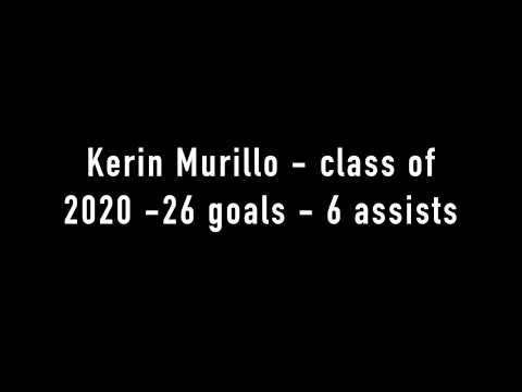 Kerin Murillo Cranston East 2018 Soccer Highlights GoalsAssistsSkills