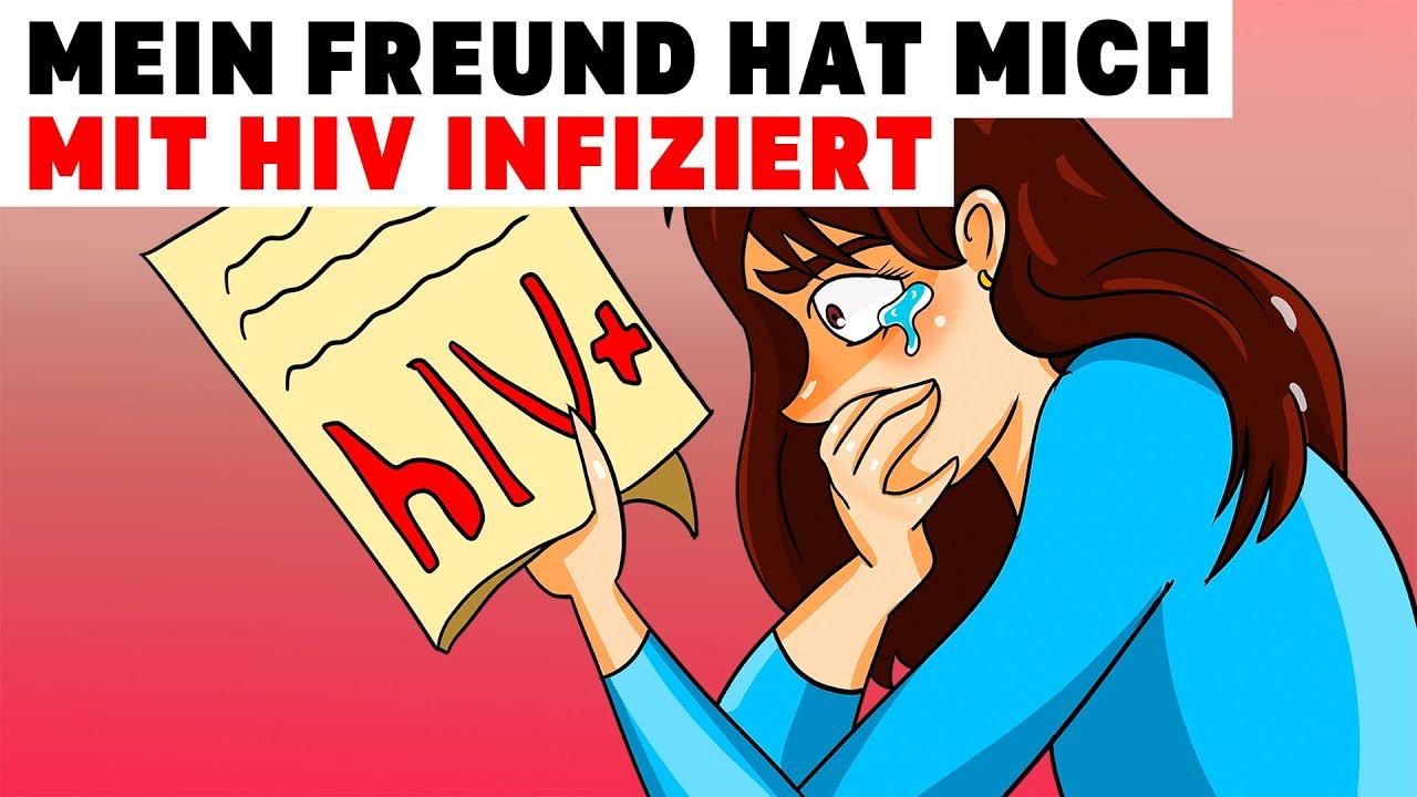 Mein Freund hat mich mit HIV Infiziert | Meine Animierte