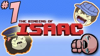 The Binding of Isaac: The Basement - PART 1 - Steam Train