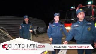 Ավտովթար Երևանում. 23-ամյա վարորդը Mercedes-ով Իսակովի պողոտայում բախվել է էլեկտրասյանը