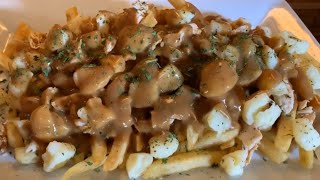 Poutine Recipe Fries Cheese Curds and Gravy