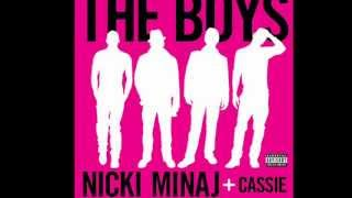 Nicki Minaj & Cassie - The Boys (Audio)