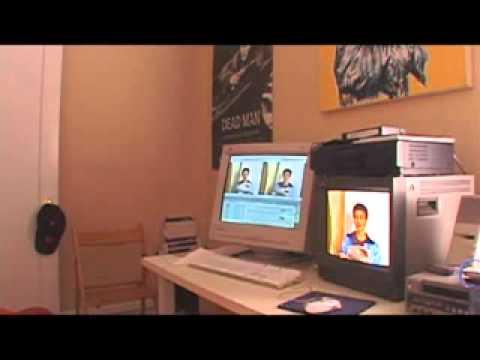 MCSWEENEY'S DVD Editing w/Sarah Vowell and John Hodgman