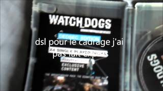 unboxing watch dogs edition dedsec ps3