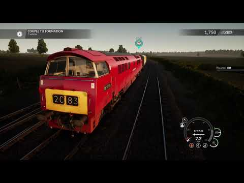 Train Sim World Class 52 West Summerset Railway |