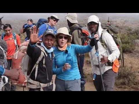 Team Fox 2018 MVP Keynote: The Hendricks' Inspirational Journey to Kilimanjaro