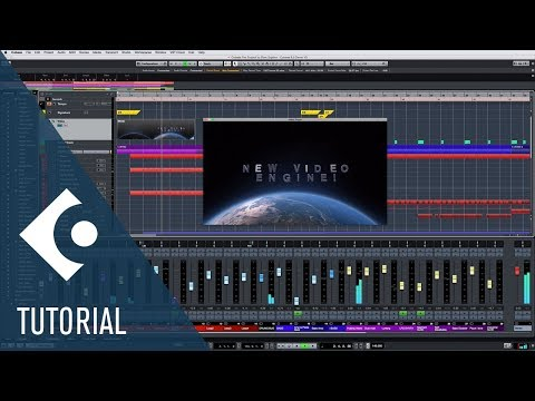 Further Enhancements in Cubase 9.5 | New Features in Cubase Pro 9.5