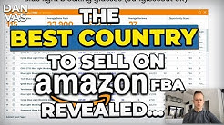 What Is The Best Country To Sell On Amazon FBA? (Revealed)