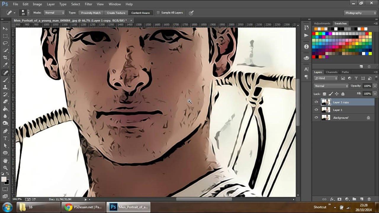 Top Cara Membuat Gambar Kartun Di Laptop | Kolek Gambar