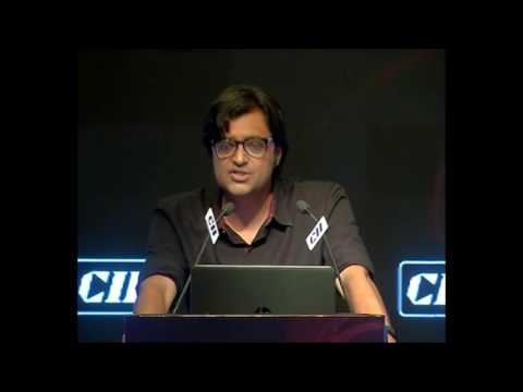 Arnab Goswami and idea of new media