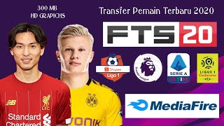FTS 2020 New Update Transfer Pemain Terbaru 2020 Android HD Grapichs
