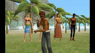 Garrison Hawk - Sweet Music (The Sims 2 Bon Voyage)
