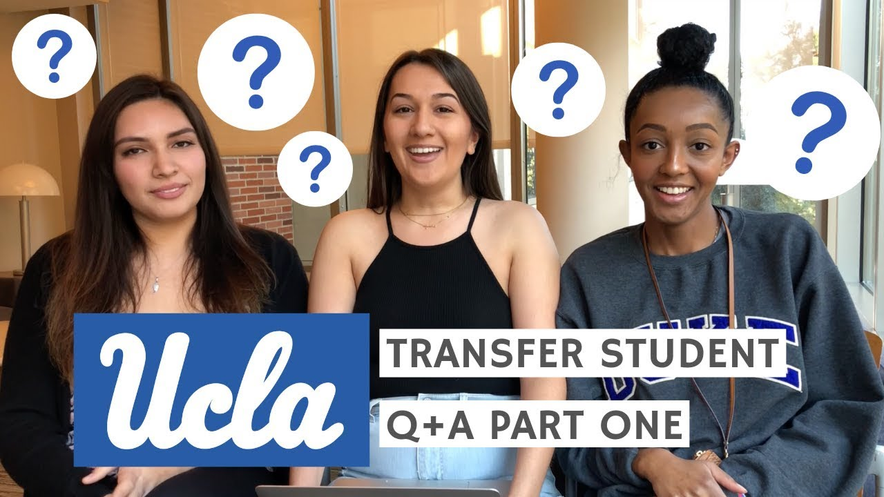 UCLA Transfer Student Q+A Part 1| Housing, UC App and More