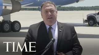 Mike Pompeo Sets Out To Build A Global Coalition Against Iran | TIME