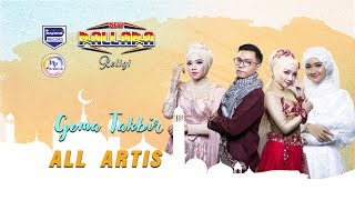 All Artis New Pallapa - Gema Takbir [Official]