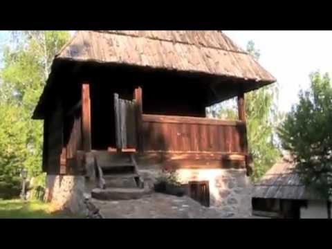 Mileseva Monastery and Sirogojno's Open Air Museum, Serbia