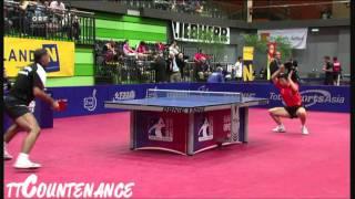 Austrian Open: Ma Long-Petr Korbel