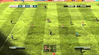 FIFA 12 PC gameplay HD Milan - Roma