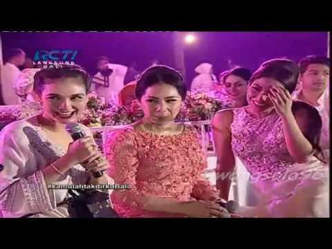 Melly Goeslaw Luna Maya Ayu Dewi Salah   KamulahTakdirkuBali