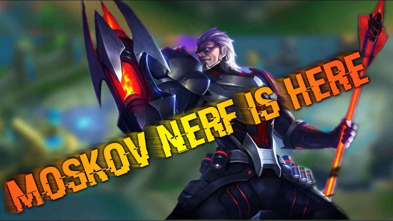 Mobile Legends Nerf