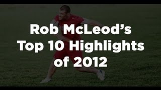 Rob Mcleod's Top 10 Highlights Of 2012 (includes 5 World Records)