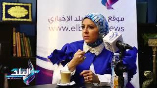 دعاء فاروق لـ«صدى البلد»: الحجاب ليس شرطا لتقديم البرامج الدينية.. فيديو وصور