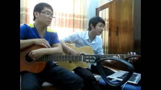 chi con lai tinh yeu - guitar cover full