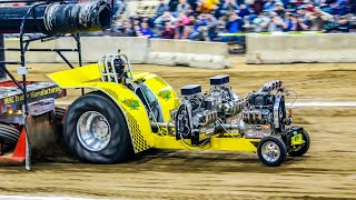 Modified Tractors at the Keystone Nationals March 15 17 2019