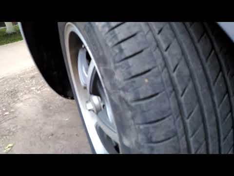 Скрип при повороте руля Renault Scenic 2 (Часть 1)