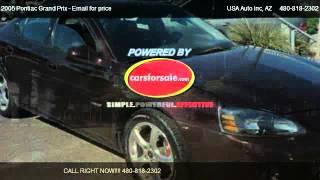 2005 Pontiac Grand Prix GXP - for sale in Mesa, AZ 85210